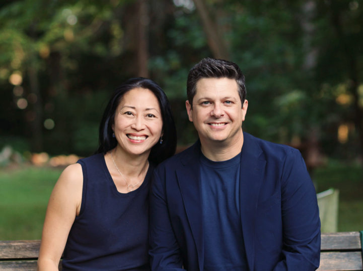 Anna Kang and Christopher Weyant
