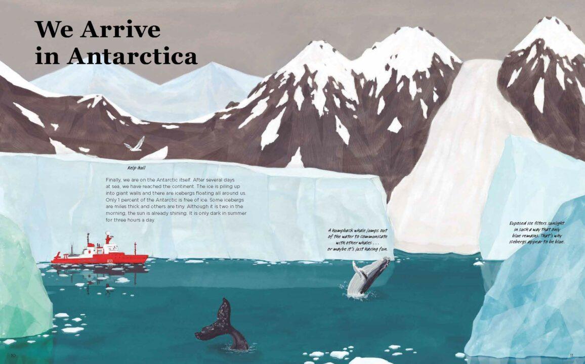 Antarctica page