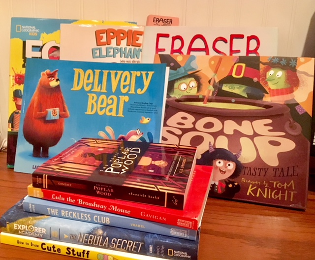August Kids Books