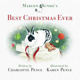 Marlon Bundo's Best Christmas Ever Book Cover Image