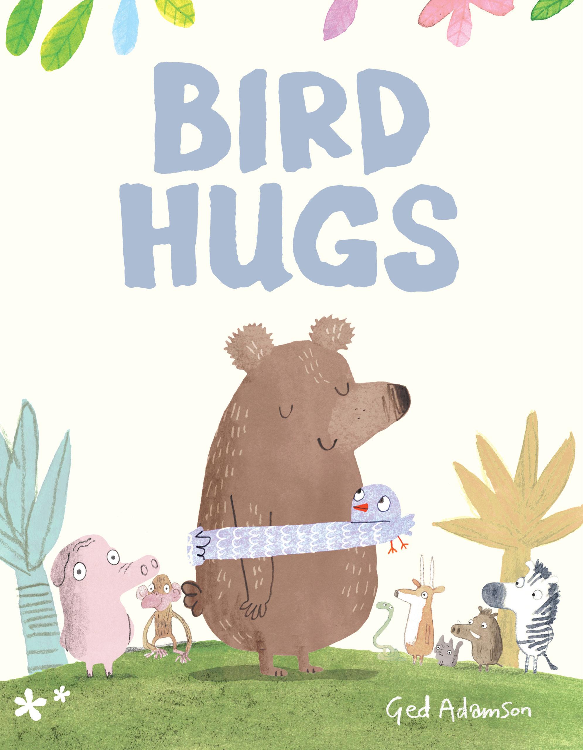 Bird Hugs Book Cover