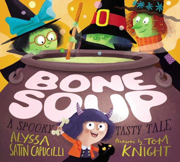 Bone Soup Cover