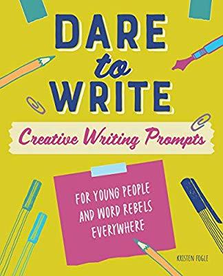 Dare to Write Book Cover Image