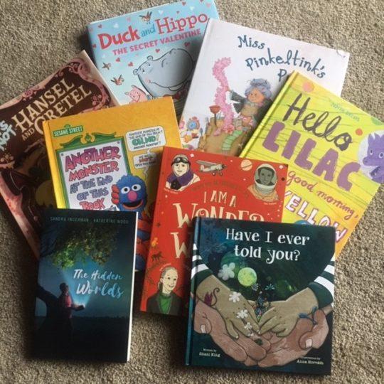 December 2018 Kids Books