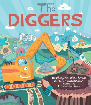 Book Cover of The Diggers by Margaret Wise Brown