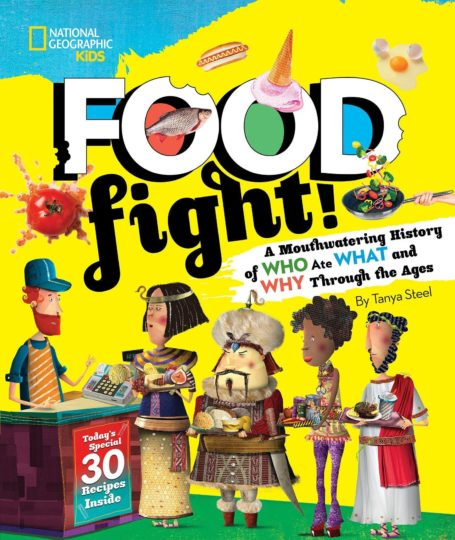 Food fight cover image