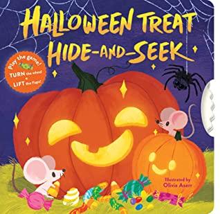 Halloween Treat Hide and Seek