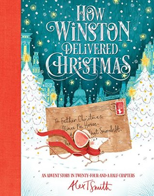 How Winston Delivered Christmas Book Cover Image