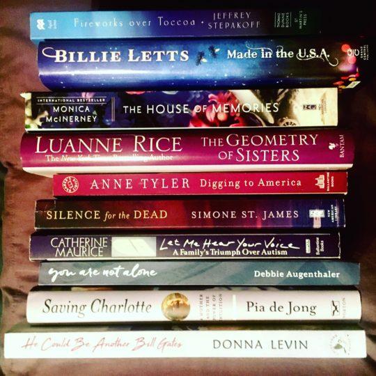 Purple Books Covers