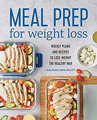 Meal Prep for Weight Loss Cookbook Cover