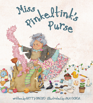Miss Pinkeltinks Purse