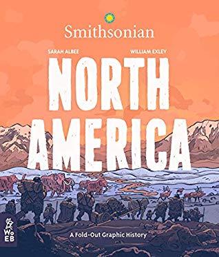 North America Book Cover Image