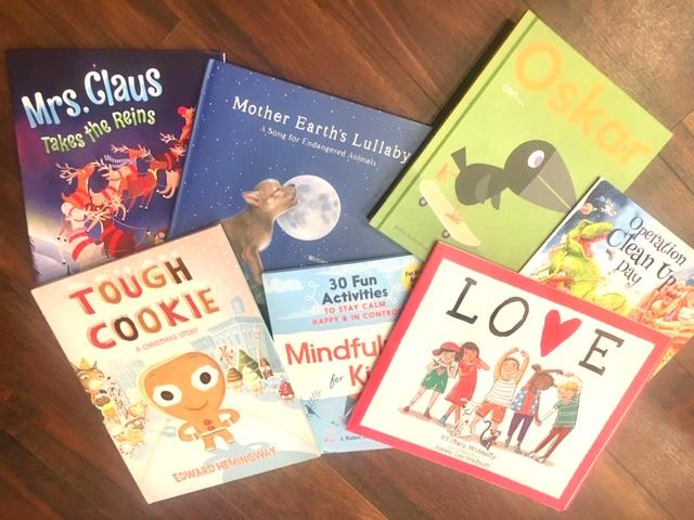 November 2018 Kids Books
