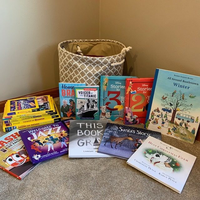 October 2019 kids books