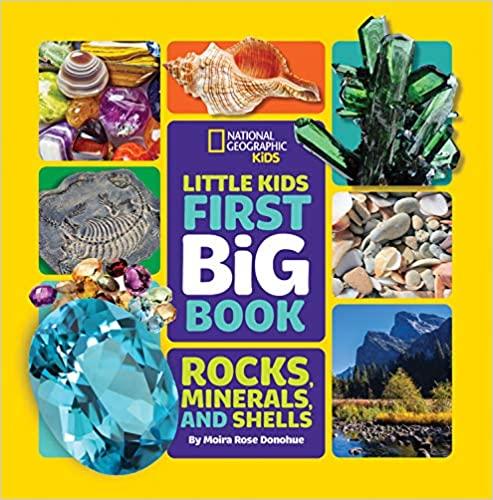 Little Kids First Big Book of Rocks