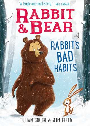 Rabbit and Bear Rabbits Bad Habits