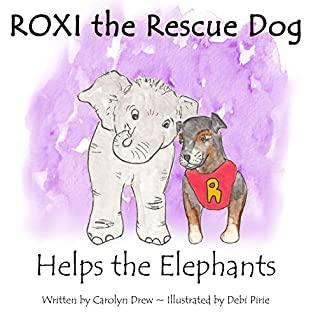 Roxi the Rescue Dog