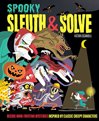 Sleuth & Solve Spooky