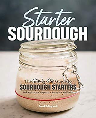 Starter Sourdough Book Cover Image
