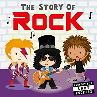 Book Cover of The Story of Rock