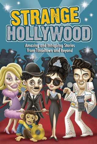 Strange Hollywood Book Cover Image
