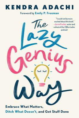 The Lazy Genius