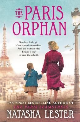 The Paris Orphan Book Cover