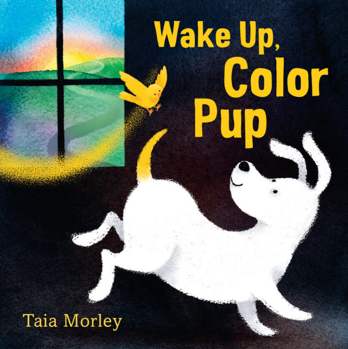 Wake Up Color Pup