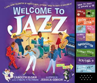 Welcome to Jazz book cover image