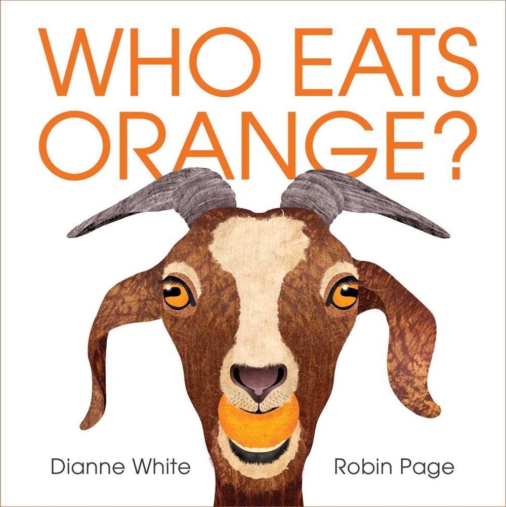 Who Eats Orange Cover