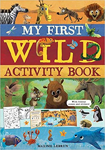 Wild Activity Book