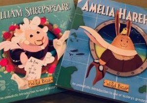 Amelia-and-William