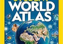 National Geographic Kids Student World Atlas