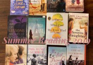 Summer Reading - Fiction