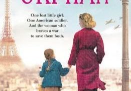 The Paris Orphan Book Cover