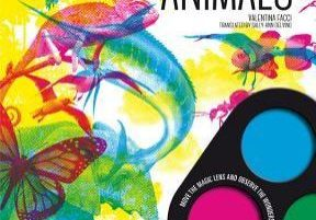 Animals A Lens Book Cover