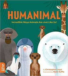 Humanimal book cover