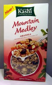 Things I Love - In the Kitchen: Kashi Mountain Medley
