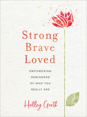 Strong Brave Loved Book Cover Image